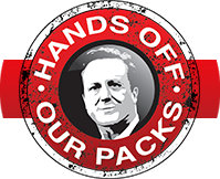 Hands off our packs
